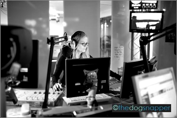 Jo Good, BBC London 'Barking At The Moon' presenter