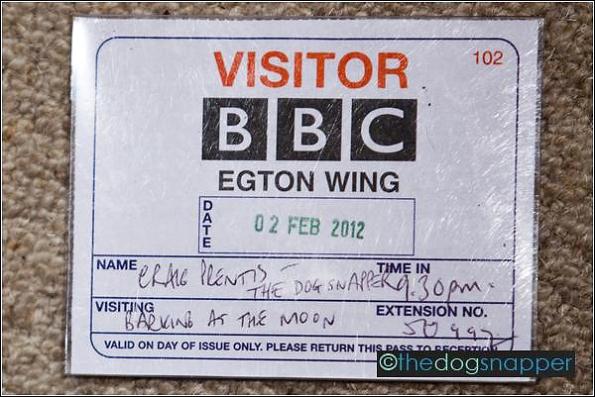 BBC London Barking At The Moon